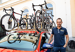 Gorazd Stangelj during 2nd Stage of 26th Tour of Slovenia 2019 cycling race between Maribor and Celje (146,3 km), on June 20, 2019 in  Slovenia. Photo by Vid Ponikvar / Sportida