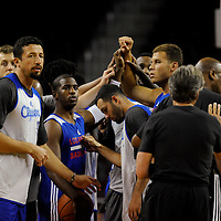 LA Clippers Galen Center Scrimmage