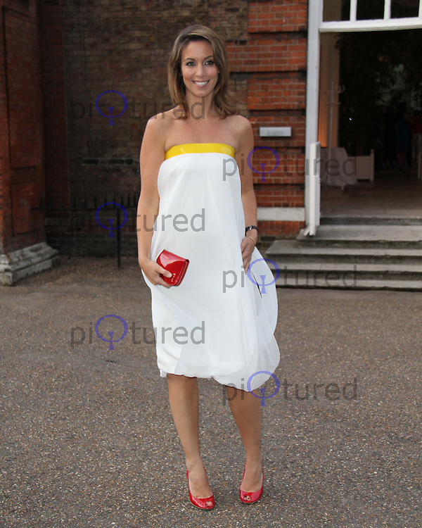 Emma Crosby English National Ballet Summer Party, The Orangery, Kensington Palace, London, UK, 29 June 2011:  Contact: Rich@Piqtured.com +44(0)7941 079620 (Picture by Richard Goldschmidt)