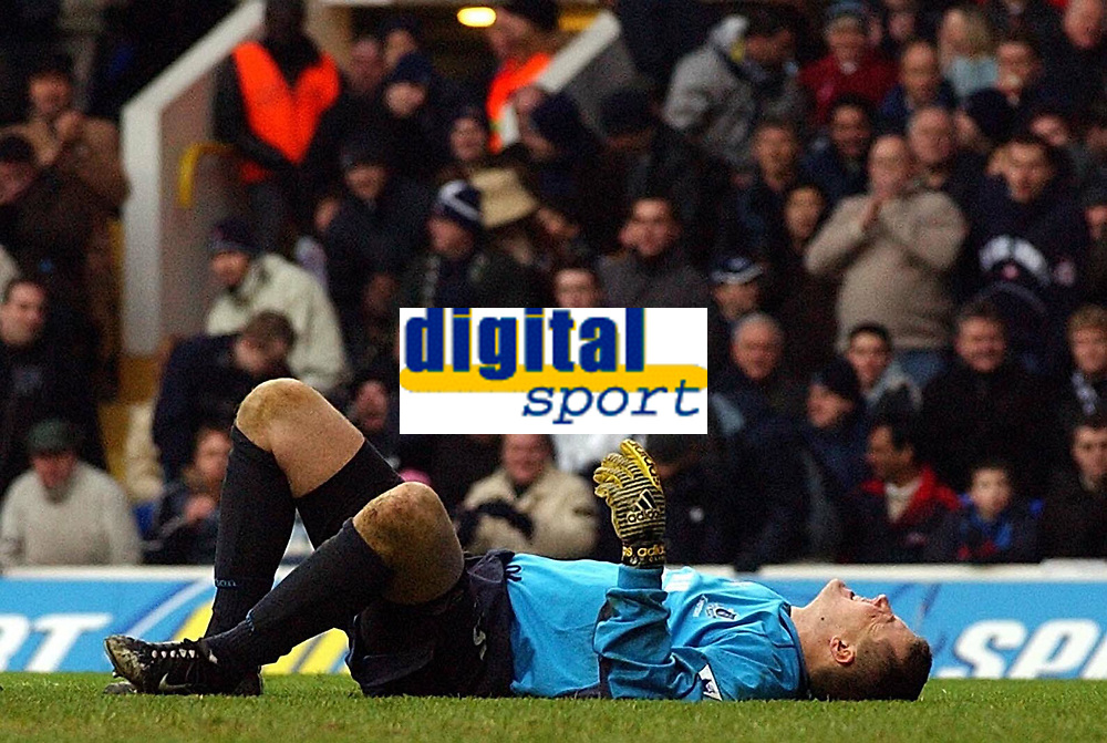Fotball - Premier League - 12.10.2003<br />