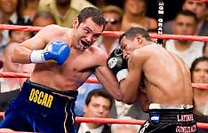 May 6, 2006 - Oscar DeLaHoya vs Ricardo Mayorga Card - MGM Grand, Las Vegas, NV