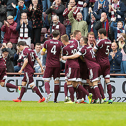 Hearts v Kilmarnock | Scottish Premiership | 4 May 2014