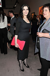 NIGELLA LAWSON at a party to celebrate the publication of Can We Still Be Friends by Alexandra Shulman held at Sotheby's, 34-35 New Bond street, London on 28th March 2012.
