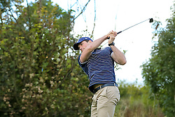Dan Nisbett of Bristol Rovers joins team YESSS Electrical as they take part in the annual Bristol Rovers Golf Day - Rogan Thomson/JMP - 10/10/2016 - GOLF - Farrington Park - Bristol, England - Bristol Rovers Golf Day.