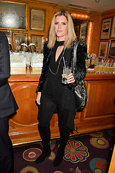 ANNABEL SIMPSON at the 2nd Bright Young Things Back In London party held at Annabel's, 44 Berkeley Square, London on 11th February 2016.
