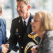 NLD/Amsterdam/20171014 - Besloten erdenkingsdienst overleden burgemeester Eberhard van der Laan, Bernard Welten