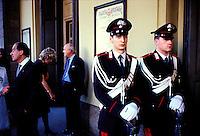 Italie - Milan - Entrée de la Scala<br /> Milan, Lombardia, Italy