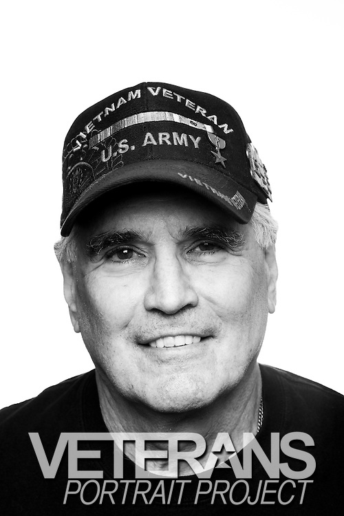 "Bruce M. Geiger<br /> Army<br /> O-2<br /> Automatic Weapons<br /> Self Propelled<br /> Platoon Commander<br /> Sept. 26, 1966 - Sept. 24, 1968<br /> Vietnam War<br /> <br /> ""Seven weeks at the siege of Khe Sanh, RVN.""<br /> <br /> Veterans Portrait Project<br /> West Point, NY"