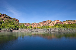 Mudbanks in the Hunter River on the Kimberley coast.