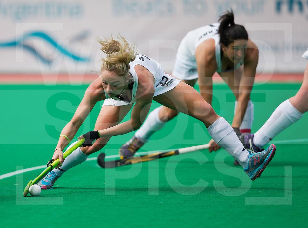 Hockey Womens World league Semi Finals Rotterdam 2013<br /> New Zealand V Belgium 16062013<br /> <br /> <br /> Photo: Grant Treeby / treebyimages
