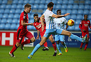 Coventry City v Crawley Town 07/12/2016