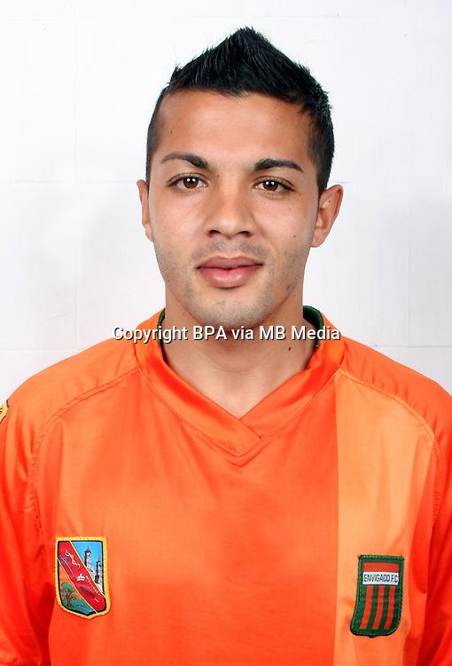 Colombia League - Postobom Liga 2014-2015 -<br /> Envigado Futbol Club - Colombia / <br /> Hernan Pereyra