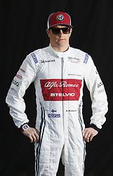 March 14, 2019 - Melbourne, Australia - Motorsports: FIA Formula One World Championship 2019, Grand Prix of Australia, ..#7 Kimi Raikkonen (FIN, Alfa Romeo Racing) (Credit Image: © Hoch Zwei via ZUMA Wire)