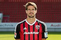 German Soccer Bundesliga 2015/16 - Photocall of FC Ingolstadt 04 on 09 July 2015 in Ingolstadt, Germany: Romain Bregerie