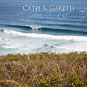 Cath & Gareth 2012