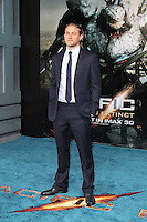 Charlie Hunnam, Pacific Rim European Film Premiere, BFI IMAX Waterloo, London UK, 04 July 2013, (Photo by Richard Goldschmidt)
