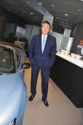 BRYAN FERRY at the Global Launch of Audi's first Digital Showroom, 74-75 Piccadilly, London on 16th July 2012.