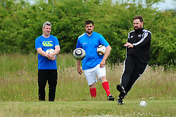FOOTGOLF, Footgolf HQ Milton Cambridge, Matt, Non League Paper  21st June 2016