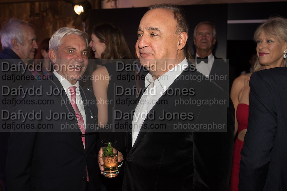DAVID REUBEN; LEN BLAVATNIK, Luminous -Celebrating British Film and British Film Talent,  BFI gala dinner & auction. Guildhall. City of London. 6 October 2015.