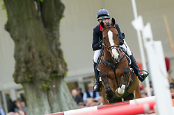 Wilson Nicola, (GBR), One Two Many<br /> Jumping<br /> Mitsubishi Motors Badminton Horse Trials - Badminton 2015<br /> © Hippo Foto - Jon Stroud