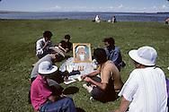 Mongolia. Col De Solunghot  Mongolia
