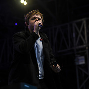 Lewis Capaldi is a Scottish singer-songwriter performs at Kew the Music 2019 on 10 July 2019, London, UK.