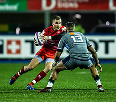 2019-11-23 Cardiff Blues v Leicester Tiger