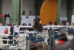 Allen Bertram, (IRL), Romanov<br /> Grand Prix Hermes <br /> Saut Hermes Paris 2016<br /> © Hippo Foto - Counet Julien