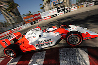 Helio Castroneves, Long Beach, Indy Car Series
