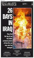 P-D War in Iraq Afghanistan