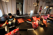 """12th Biennale of Architecture. Taiwan at Palazzo delle Prigioni. """"Take a Break--Spatial Variability in Contemporary Taiwan"""", 2010 by Red Space Design Association."""