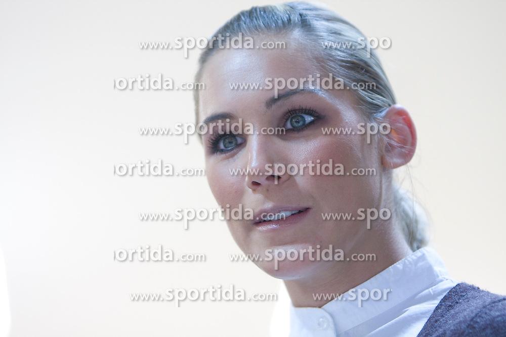 Snezana Rodic at fashion show of new jerseys of Slovenian Athletic National Team, on October 28, 2008, in Mercator center Siska, Ljubljana, Slovenia. (Photo by Vid Ponikvar / Sportal Images).