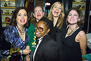 French Quarter Festival gala at Antoine's restaurant on March 15, 2018; photo ©2018, George H. Long