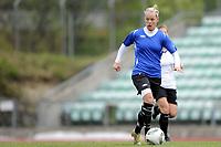 Fotball<br /> Norge<br /> 04.05.2011<br /> Foto: Morten Olsen, Digitalsport<br /> <br /> Trening Norge A kvinner<br /> Nadderud Stadion<br /> Internkamp - Norge Blå mot Norge Hvit<br /> <br /> Leni Larsen Kaurin (B)