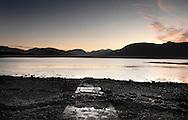 11.12.09 Loch Linnhe, Scotland  Pic Neil Hanna.