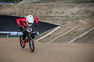 #210 (CHRISTENSEN Simone Tetsche) DEN at Round 3 of the 2020 UCI BMX Supercross World Cup in Bathurst, Australia.
