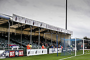 Memorial Ground during the Sky Bet League 2 match between Bristol Rovers and York City at the Memorial Stadium, Bristol, England on 12 December 2015. Photo by Simon Davies.