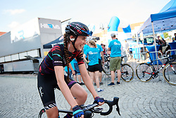 Christa Riffel (GER) at Lotto Thuringen Ladies Tour 2018 - Stage 1, an 82.5 km road race starting and finishing in Schleusingen, Germany on May 28, 2018. Photo by Sean Robinson/Velofocus.com