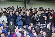 Dundee fans -  St Mirren v Dundee, SPFL Premiership at St Mirren Park <br /> <br /> <br />  - &copy; David Young - www.davidyoungphoto.co.uk - email: davidyoungphoto@gmail.com