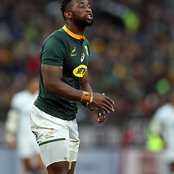 Siya Kolisi (captain) of South Africa during the 2018 Castle Lager Incoming Series 3rd Test match between South Africa and England at Newlands Rugby Stadium,Cape Town,South Africa. 23,06,2018 Photo by (Steve Haag JMP)