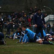 Roma 23/01/2017 <br /> CPO Giulio Onesti <br /> allenamento aperto della nazionale di rugby