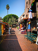 Olvera Street Downtown Los Angeles