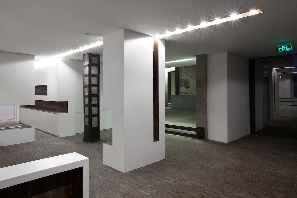 Waterhouse boutique hotel in the Southern Bund in Shanghai designed by NHDRO.