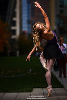 Dance As Art New York City Photography Project High Line Series with dancer, Sigrid glatz