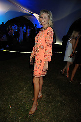 LADY ALEXANDRA SPENCER-CHURCHILL at the annual Serpentine Gallery Summer Party in association with Swarovski held at the gallery, Kensington Gardens, London on 11th July 2007.<br /><br />NON EXCLUSIVE - WORLD RIGHTS