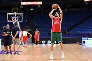 Ariel Filloy<br /> Nazionale Italiana Maschile Senior<br /> Eurobasket 2017 - Group Phase<br /> Israele Italia Israel Italy<br /> FIP 2017<br /> Tel Aviv, 31/08/2017<br /> Foto M.Ceretti / Ciamillo - Castoria