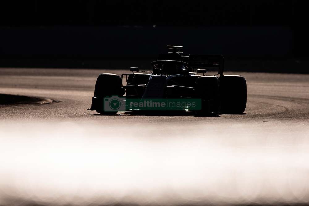 February 28, 2019 - Montmelo, BARCELONA, Spain - Kevin Magnussen from Denmark with 20 Rich Energy Haas F1 Team in action during the Formula 1 2019 Pre-Season Tests at Circuit de Barcelona - Catalunya in Montmelo, Spain on February 28. (Credit Image: © AFP7 via ZUMA Wire)