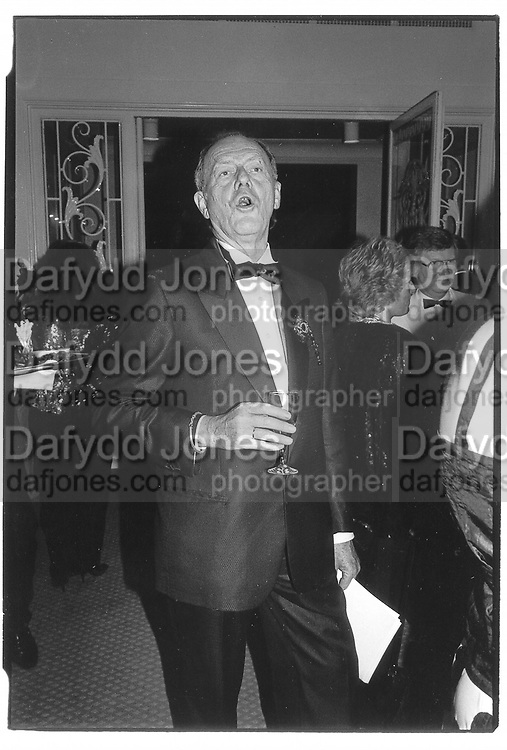 Percy Savage. N.S.P.C.C Charity event. 8/6/87© Copyright Photograph by Dafydd Jones 66 Stockwell Park Rd. London SW9 0DA Tel 020 7733 0108 www.dafjones.com