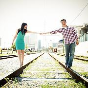 Set #4 - New Orleans Wedding Engagement