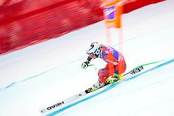 19.01.2018, Olympia delle Tofane, Cortina d Ampezzo, ITA, FIS Weltcup Ski Alpin, Abfahrt, Damen, im Bild Ragnhild Mowinckel (NOR) // Ragnhild Mowinckel of Norway in action during the ladie' s downhill of the Cortina FIS Ski Alpine World Cup at the Olympia delle Tofane course in Cortina d Ampezzo, Italy on 2018/01/19. EXPA Pictures © 2018, PhotoCredit: EXPA/ Dominik Angerer